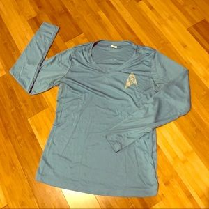 Tops - Star Trek Long Sleeve Running Shirt